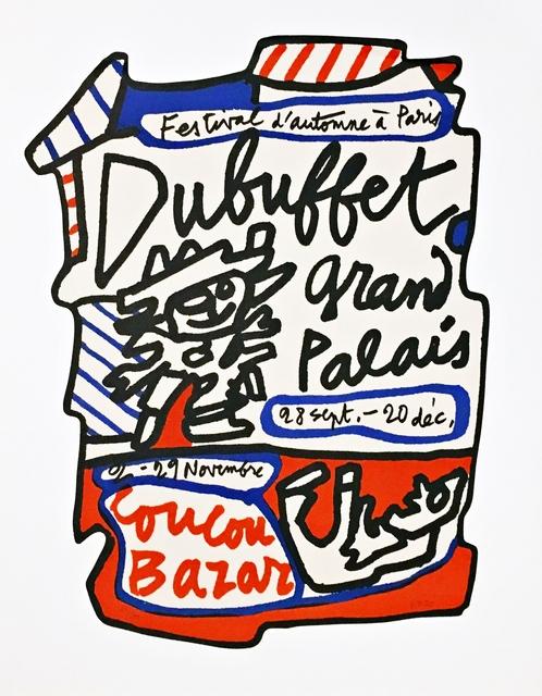 Jean Dubuffet, 'Coucou Bazar', 1973, Alpha 137 Gallery
