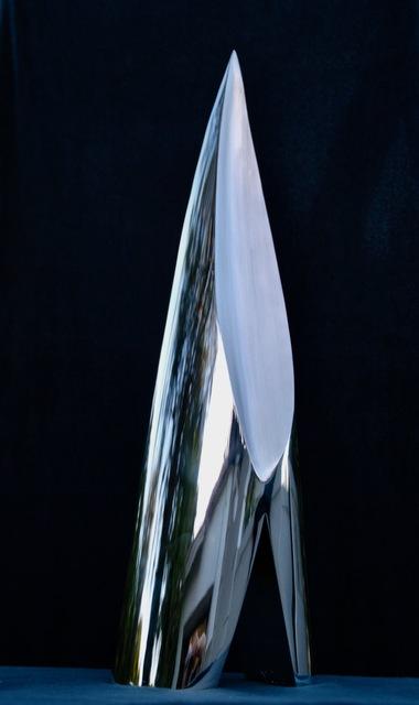 Santiago Medina, 'Pinnacle ', 2020, Sculpture, Italian Stainless Steel, Elizabeth Clement Fine Art