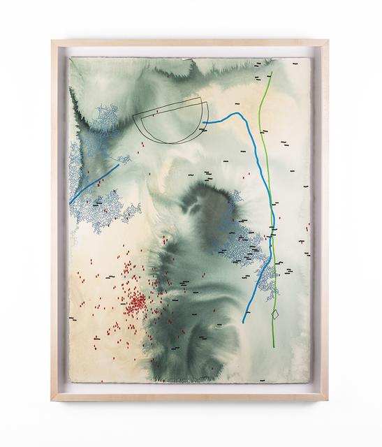 , 'Memory and Desire II,' 2018, SMAC