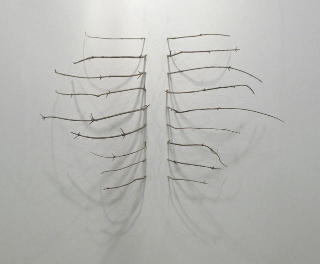 , 'To the Bone,' 2015, Daniel Marzona
