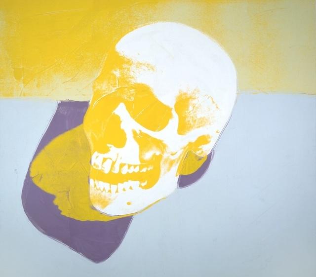 Andy Warhol, 'Skull', 1976, Gagosian