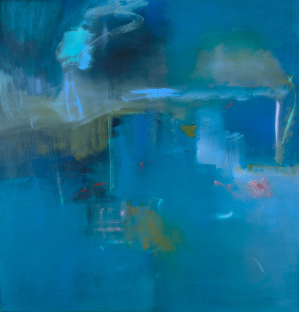 , 'Reflections in Blue,' , Gildea Gallery