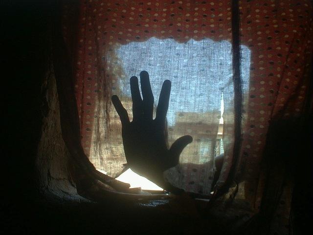 , 'Chambres Maliennes, C'est la chance qui est venu me saluer.,' 2002, Galleri Flach