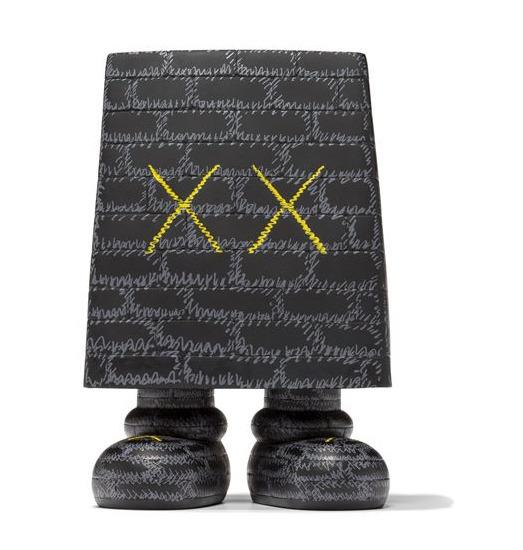 KAWS, 'WONDERWALL BLACK ', 2010, Dope! Gallery