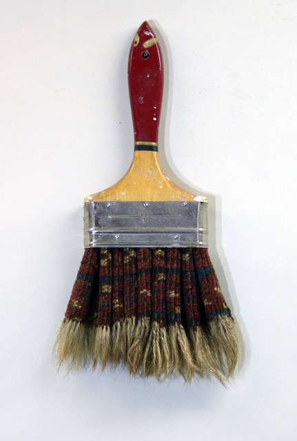 , 'Rug Brush,' 2019, Duane Reed Gallery