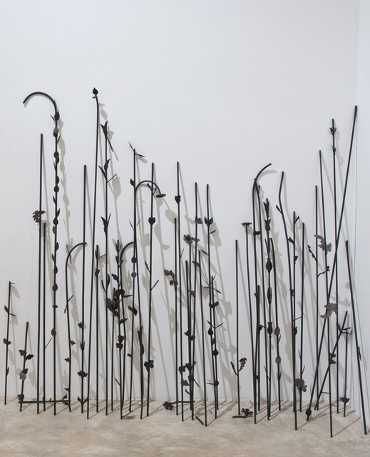 , 'Cut Flowers,' 2011, Gallery Ske