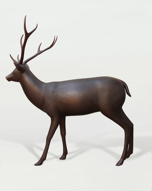 , 'Deer 8  3/6,' , Gail Severn Gallery