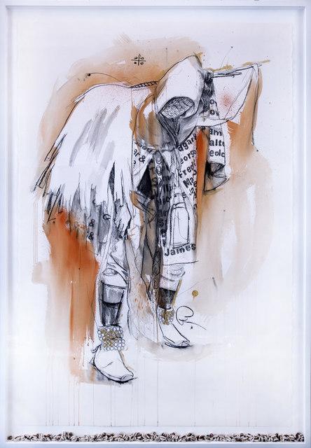, 'Egun Dance IV,' 2016, Lyons Wier Gallery