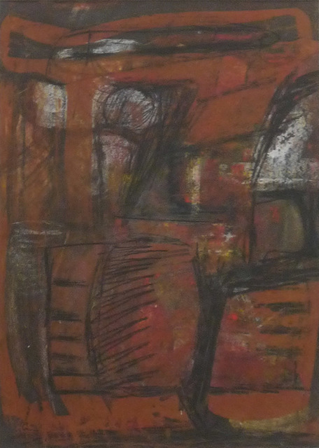 , 'Gone,' 1953, Osborne Samuel