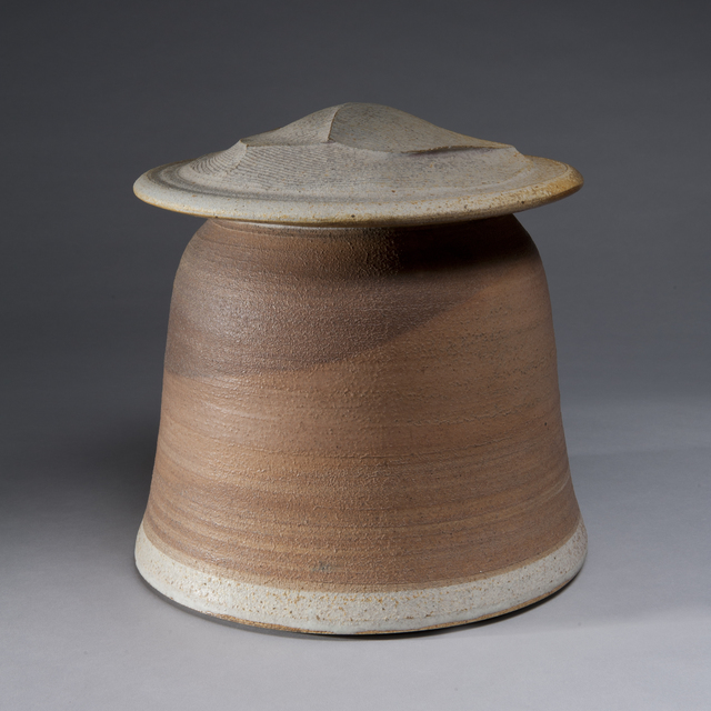 , 'Untitled, Lidded Jar,' 1981, LACOSTE / KEANE GALLERY
