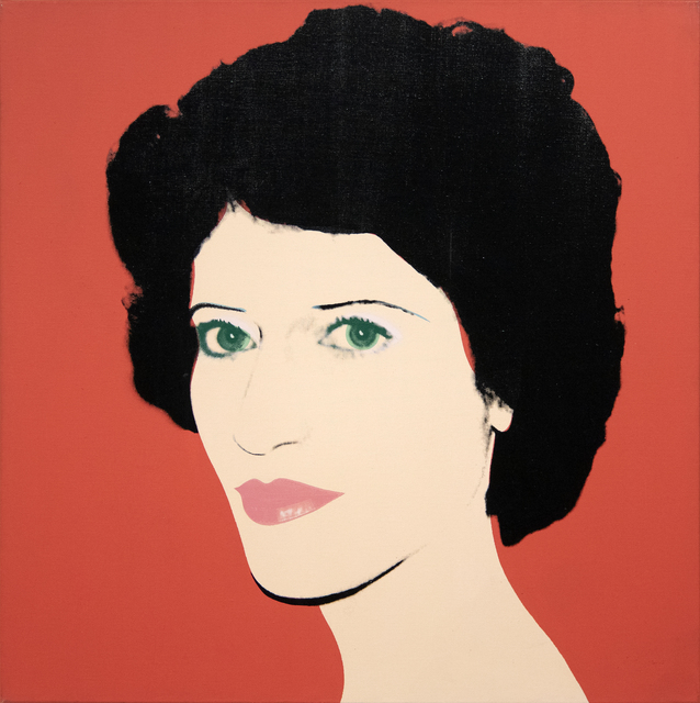 Andy Warhol, 'Portrait of a Lady', 1982, Painting, Polymer paint and silkscreen ink on canvas, Heather James Fine Art