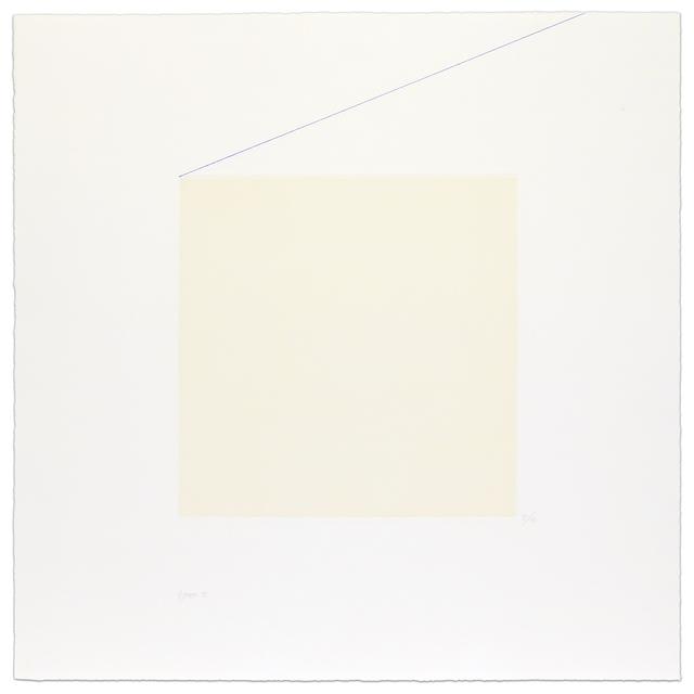 Robert Ryman, 'Untitled [4]', 1972, Krakow Witkin Gallery
