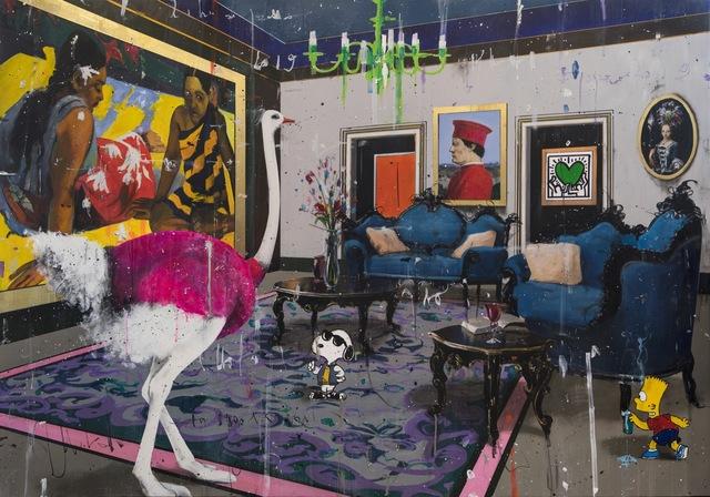Angelo Accardi, 'Cool! ', 2019, Eden Fine Art