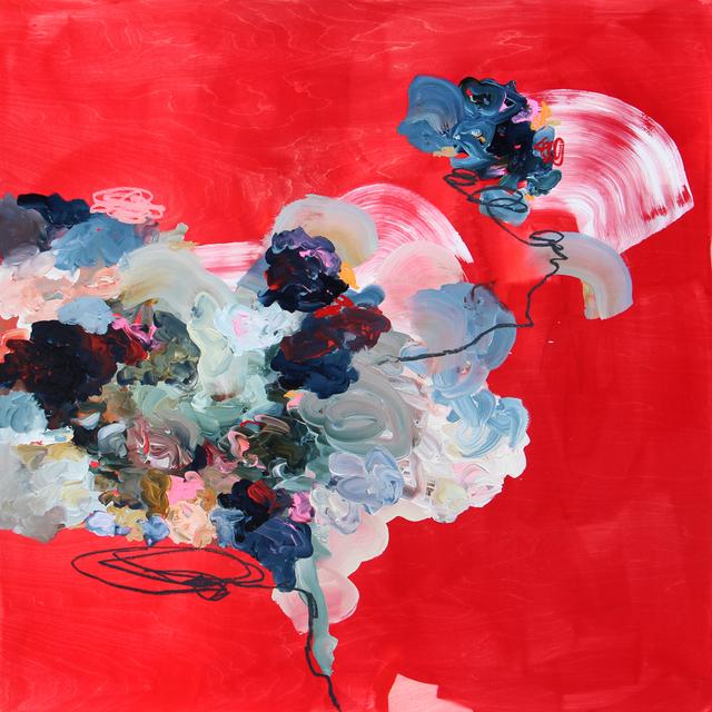 , 'A Woman & Her Rosé ,' 2017, Bau-Xi Gallery