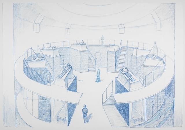 Ilya & Emilia Kabakov, 'The House of Dreams', 2005, Serpentine Galleries