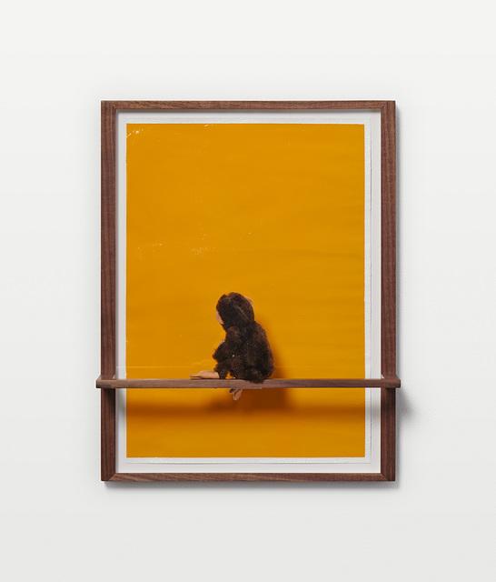 Philip Emde, 'Untitled (Jocko enjoying Yellow)', 2019, Ruttkowski;68