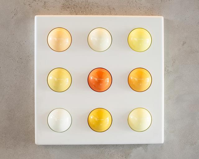Catharina van de Ven, 'Yellow 1-2-3-4', 2018, Priveekollektie Contemporary Art | Design