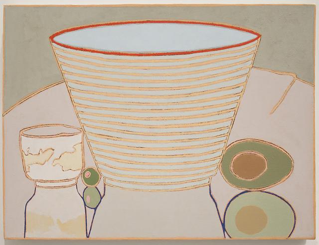, 'Olive, Bowl, Avocado,' 2015, HATHAWAY | Contemporary Gallery