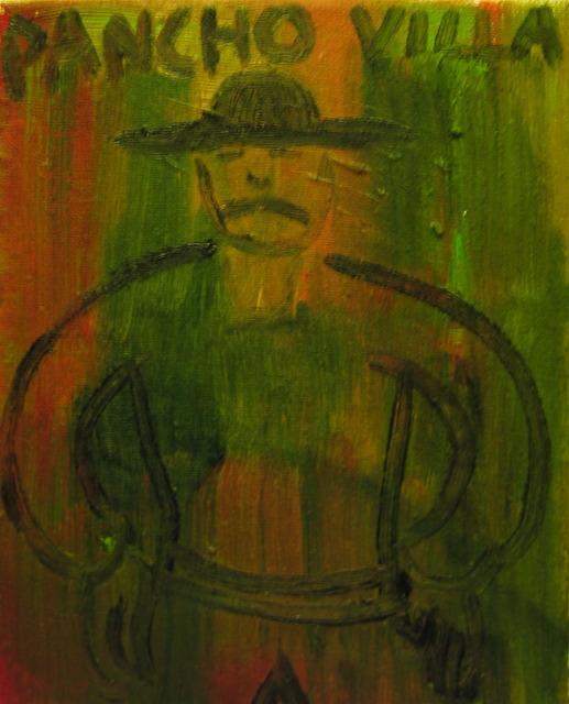 , 'Pancho Villa,' 2013, Sic