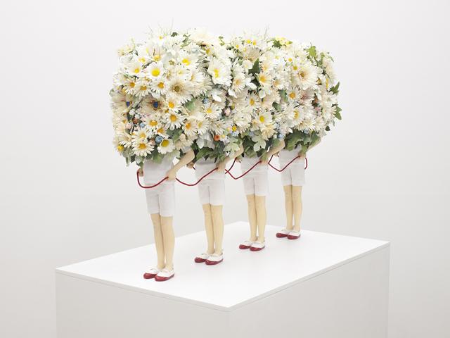 , 'Train,' 2011, Tezukayama Gallery