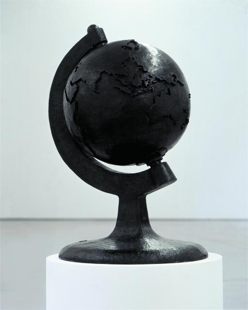 , 'Post Craft Globe,' 2002, Museum of Arts and Design