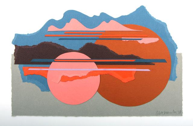 , 'Sunset, Moonrise,' 2019, Rademakers Gallery