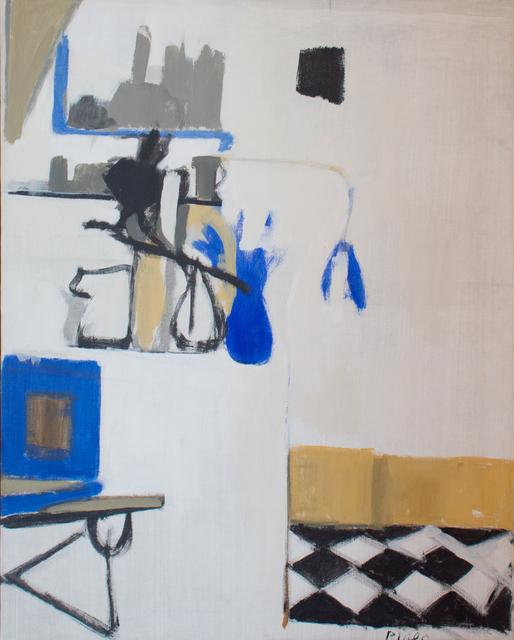 , 'Cuisine Fond Blanc,' 1969, Reynolds Gallery
