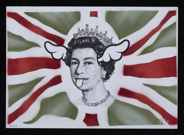 , 'Dog Save The Queen, 2005, AP 1/1,' 2005, StolenSpace Gallery
