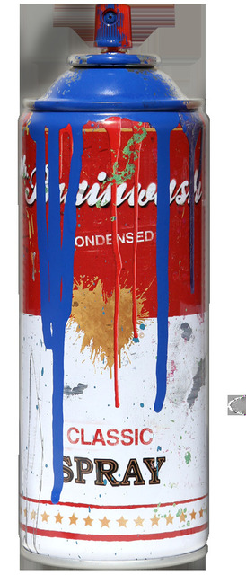 , 'Tomato Spray Can (Blue),' 2013, Imitate Modern