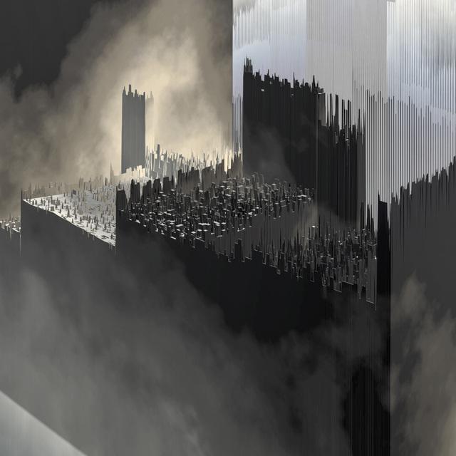 , 'Landcuts Suburb Eau 2,' , Gauchet Fine Art