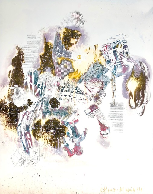 , 'Last Incher,' 2018, ARTLabAfrica