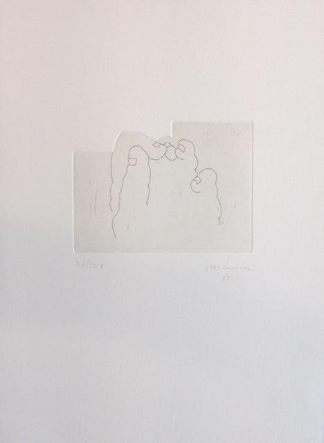 Eduardo Chillida, 'Hand XXXV', 1997, Galerie AM PARK