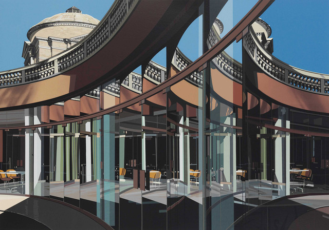 , 'Cafeteria, Vatican,' 1981, Sims Reed Gallery