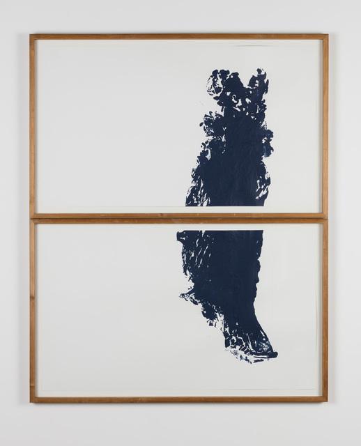 , 'Sheddings (12),' 2017, Galleri Nicolai Wallner