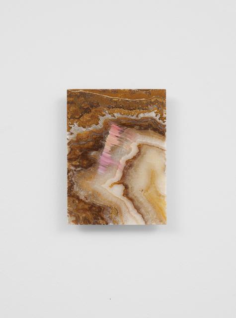 Pieter Vermeersch, 'Untitled', 2020, Painting, Oil on marble, Galerie Greta Meert