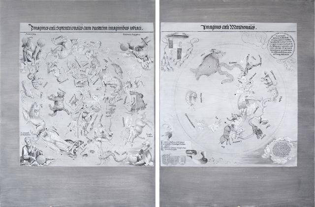 , 'Celestial (Fifteen Fifteen),' 2015, Roger Katwijk