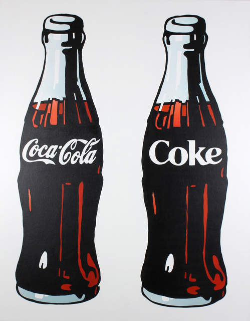 Ryan Hughes | Cokes (2017) | Available for Sale | Artsy