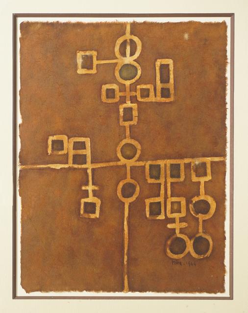 , 'Série Bordados 26D,' 1964, Dan Galeria