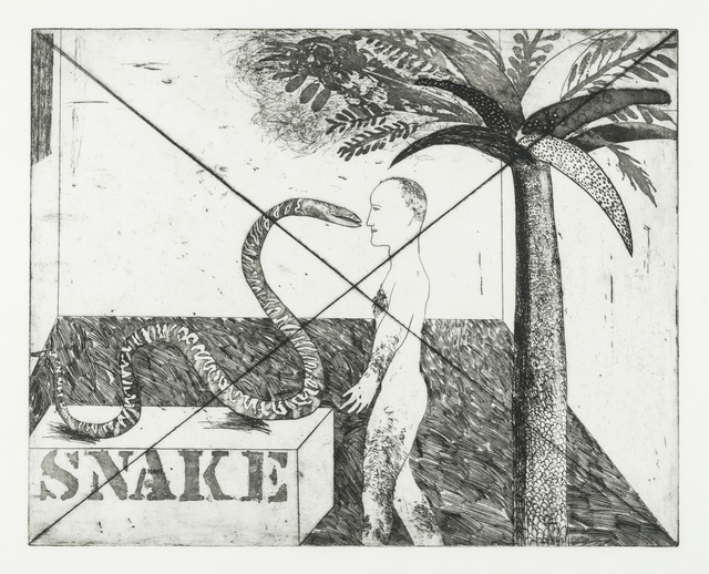 David Hockney, 'Jungle Boy (M.C.A Tokyo 33)', 1964, Forum Auctions