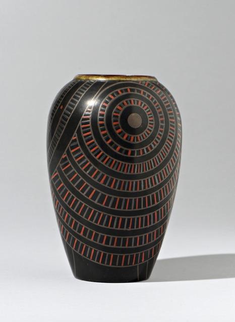 , 'Ovoid Vase,' 1925, Galerie Marcilhac