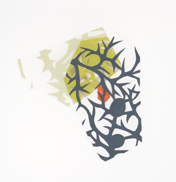 , 'Splicesidle 17,' 2016, Muriel Guépin Gallery