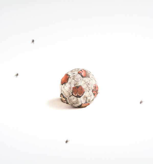 , 'Fútbol,' 2018, Kiechel Fine Art