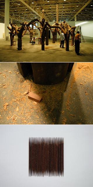 , 'Toothpick,' 2007, Leo Xu Projects