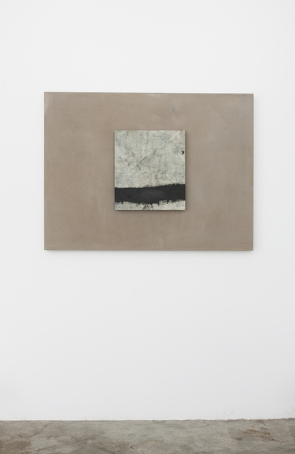 , 'Groundings (6),' 2012, Untitled