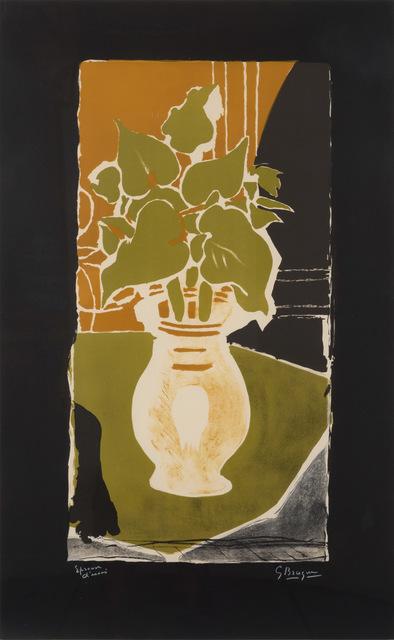 , 'Feuilles Couleur Lumière,' 1953-1954, Leslie Sacks Gallery
