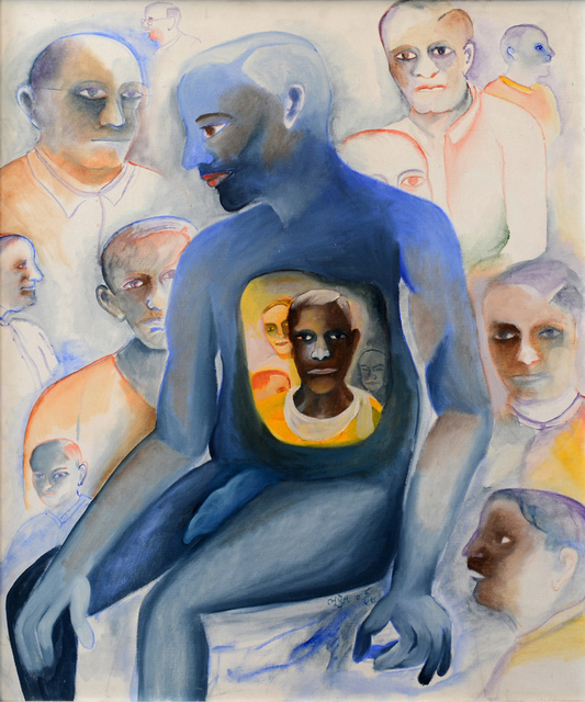 , 'Untitled,' 1999, Swaraj Art Archive