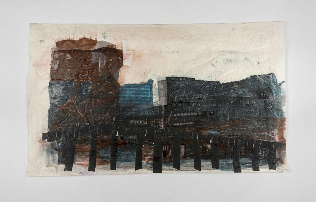 , 'Viertel 25,' 2013, Zilberman Gallery