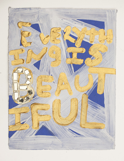 , 'Everything is Beautiful ,' 2015, Freight + Volume
