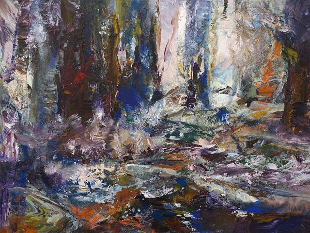 , 'Spirit Level II,' 2017, Michael Gibson Gallery