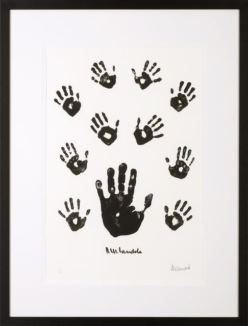 Nelson Mandela, 'Impressions of Africa, Black & White', 2003, Belgravia Gallery